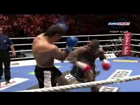 "Melvin ""Marvelous"" Manhoef Highlight & Tribute (SW)"