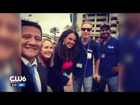 CW6 San Diego Photos - Final Broadcast (3)