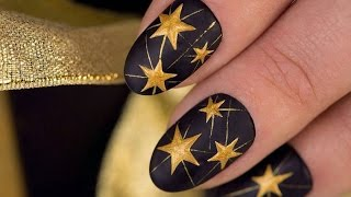 Star Nails - Stars in Nail Art Design