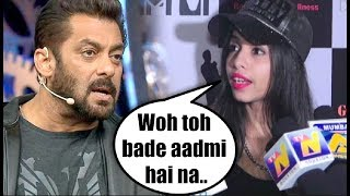 Dhinchak Pooja REACTION On Salman Khan INSULTING Her Songs In Bigg Boss 11