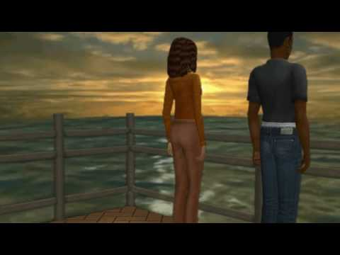 Akon - Right Now (Official Sims 2 HD version)