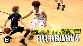 Chino Hills EASY 60th Straight Win But Opposi...