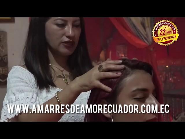 Madam Cristal entrevista sábado 8/2/2020 en América Vive Teleamazonas