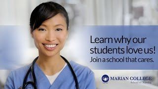 Marian College - LVN Program in Los Angeles & Van Nuys,  LPN Vocational Nursing School