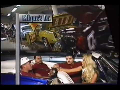Lowrider Magazine: Los Angeles Super Show - Classic Tour '95