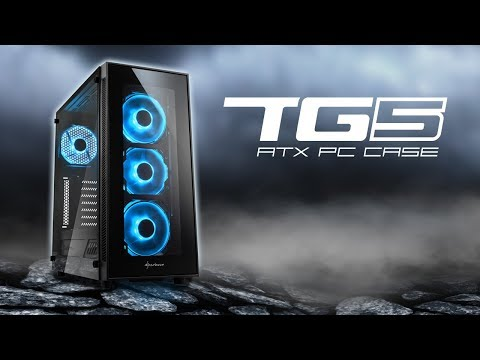 Sharkoon TG5 ATX Case Series [it]