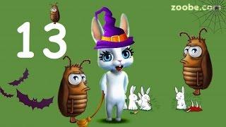 Zoobe Зайка: Зайкины тараканчики (⚗‿⚗), выпуск 13