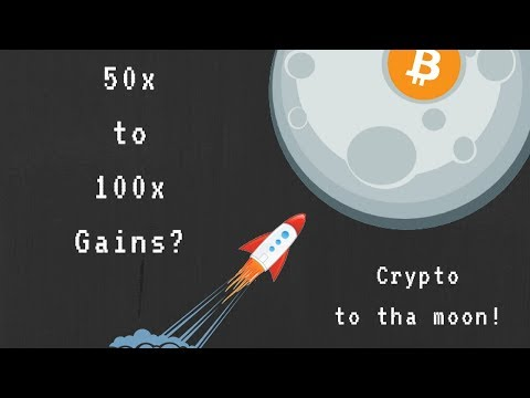 TOP 5 Coins for 50x to 100x gains