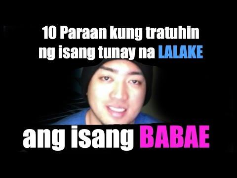 10 ways kung paano tratuhin ng isang tunay na lalake ang minamahal nyang babae