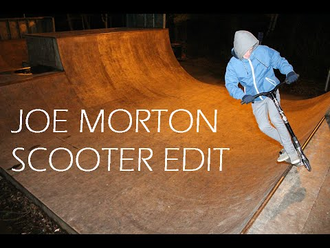 Joe Morton scooter edit | 2015