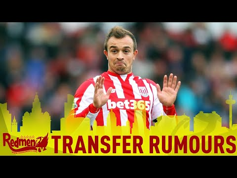 Liverpool Interested In Xherdan Shaqiri | LFC News LIVE