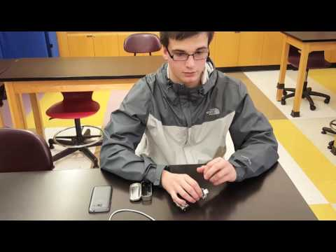 Brent's Starter Project - MintyBoost Phone Charger