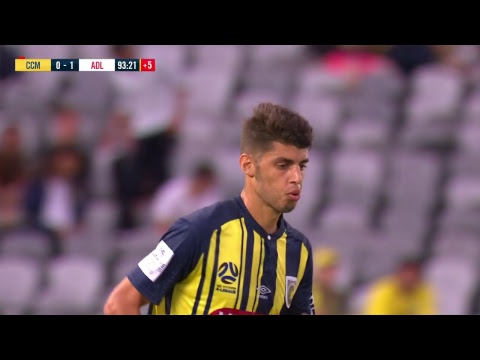 A-League 2018/19: Round 23 - Central Coast Mariners v Adelaide United (Full Game)