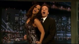 Jimmy Fallon Gets Intimate