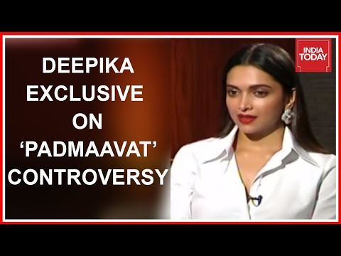 'I Would Do A Padmaavat Again' : Deepika Padukone Exclusive Interview To India Today