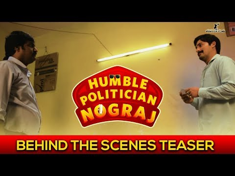 humble-politician-nograj-behind-the-scenes-teaser