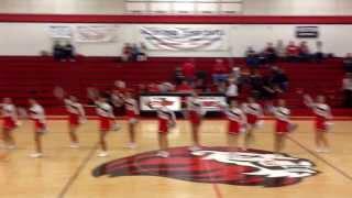 Kerman Song 1st Basketball Dance 2014