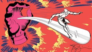 Silver Surfer (1995 Cartoon) Surfing with the Alien (Joe Satriani)
