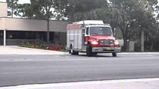 Palm Beach County Fire-Rescue Heavy Rescue Equipment Truck