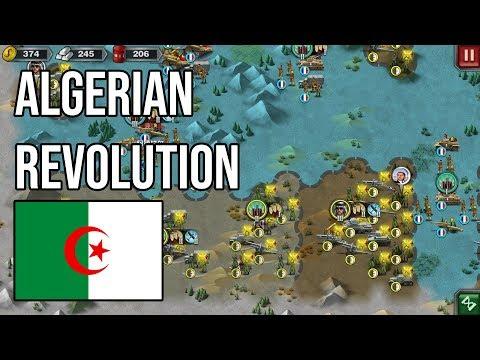 ALGERIAN REVOLUTION [WORLD CONQUEROR 3 EXTENDED MAP MOD]