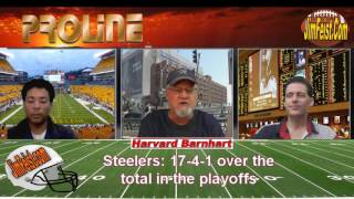 Steelers vs. Bengals NFL Football Preview + Free Pick, Jan. 9, 2016
