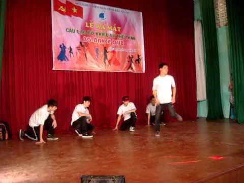 Khieu vu Bac Giang-Hip Hop-CLB Doan TN tinh BG