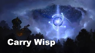 Carry Wisp IO vs EternaLEnVy Dota 2