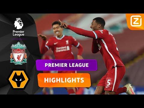 PRACHTIG IN DE KRUISING! 🤩   Liverpool vs Wolverhampton   Premier League 2020/21