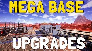 MEGA BASE Upgrades in Satisfactory Update 3 - S2E25