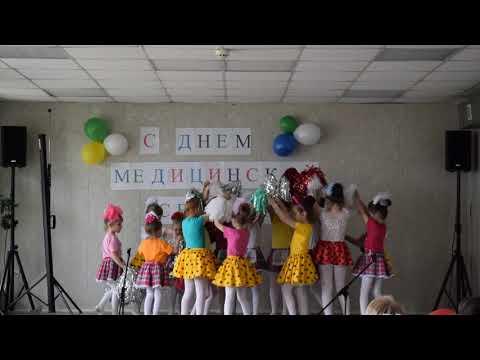 "ДРЦ ""Непоседа"" - Танец маленькие звёзды"