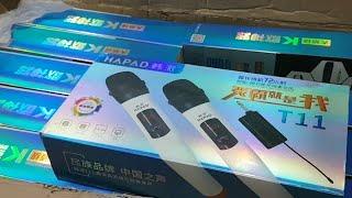 Micro Đa Năng Không Dây T1, T11, HP11 Chỉ Từ 300k LH 0364.791.604 - 0964.867.866