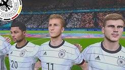 PES 20: EM 2020 DEUTSCHLAND vs. BELGIEN 😡 😱 Achtelfinale
