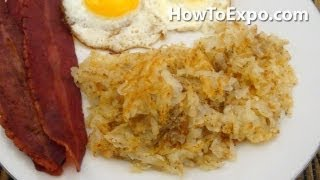 Hash Browns Recipe Homemade Crispy Hash Browns Recipe Or Soft Hash Browns