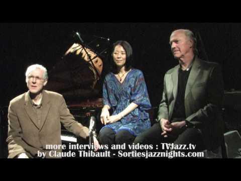 Interview P. McCandless Y. Léveillé E. Yamamoto - TVJazz.tv