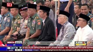 Panglima TNI: Seluruh Pasukan TNI Dukung Presiden