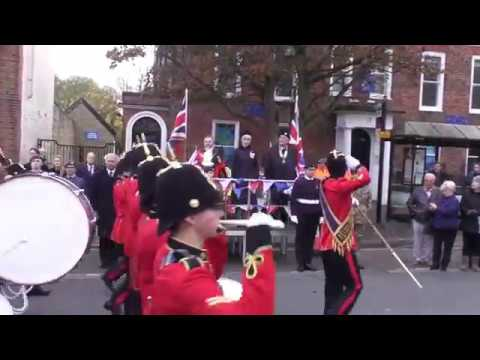 BIYB: Brentwood Remembrance Day Parade 2017