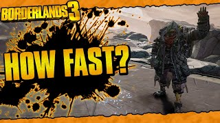 Borderlands 3 | How Fast Can You Speedrun This Game? (500k Subs Special!)