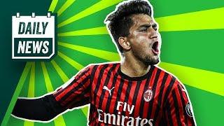 Ünder zum AC Mailand, Suso dafür zur Roma? Hannover feuert Schlaudraff & will Guidetti!