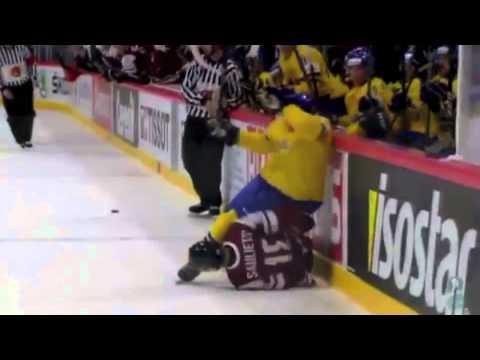 Top 10 World Hockey Championship Goals 2012