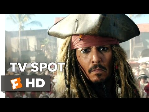 Pirates of the Caribbean: Dead Men Tell No Tales TV SPOT - Pirate's Death (2017) - Movie