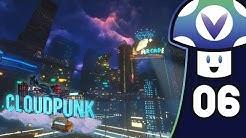[Vinesauce] Vinny - Cloudpunk (PART 6 Finale)