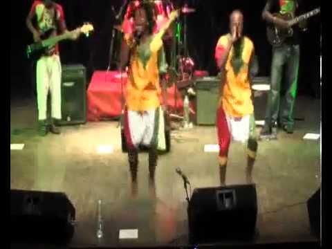 Concert Live Banlieuz'Art au CCFG part 1