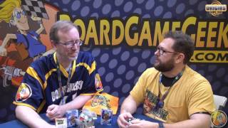 Teddy Hedz — game preview at Origins Game Fair 2017