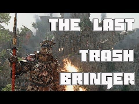 The Last Trash-Bringer | Pre Rework Lawbringer Duels | For Honor |