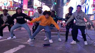 TheFutureKingz - 3 Vets Challenge [Official Dance Video]