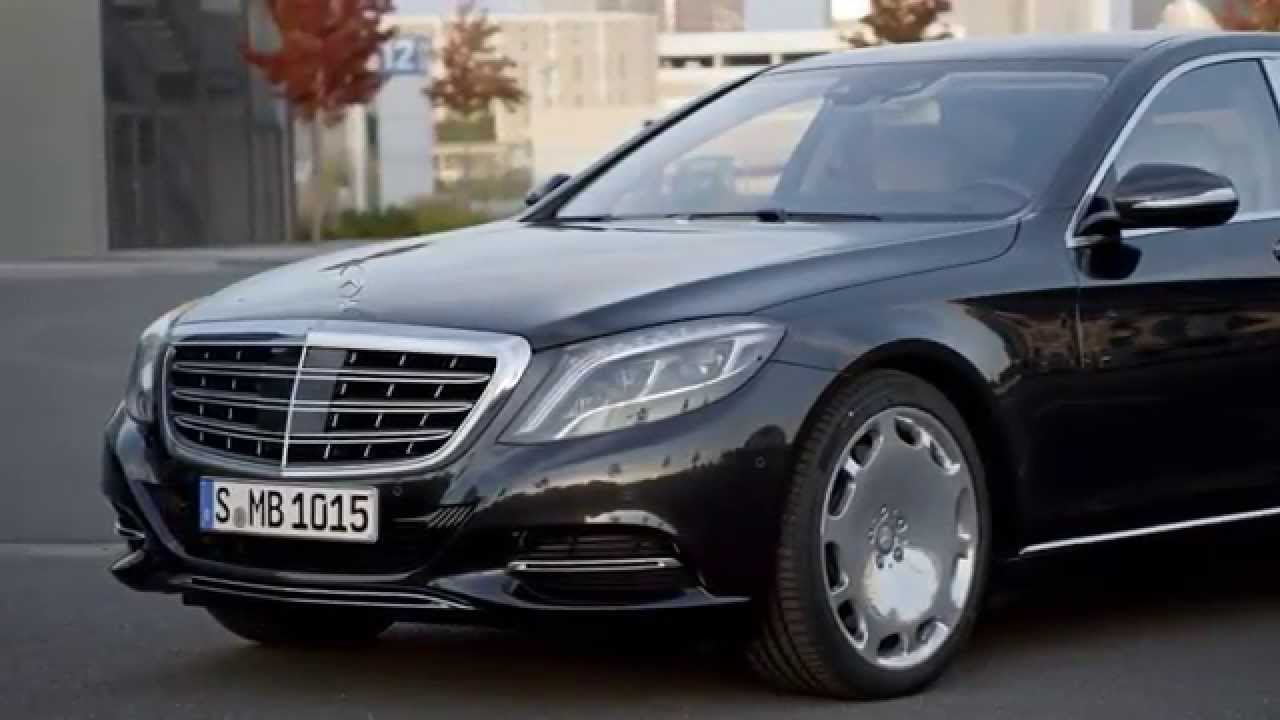Mercedes Maybach S600: TEST