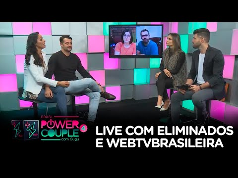 LIVE POWER COUPLE | CASAL ELIMINADO