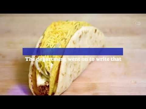 Skip Kelly - Travesty !  Taco Bell Has Run Out of Tacos !