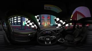 VW 'Guy's 360° Golf GTI Dream' Music by Skeleton Suit for Ring The Alarm