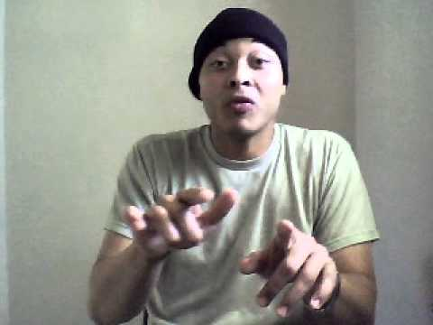 Precise Rappin on Jay-Z Instrumental - Give it 2 Me.